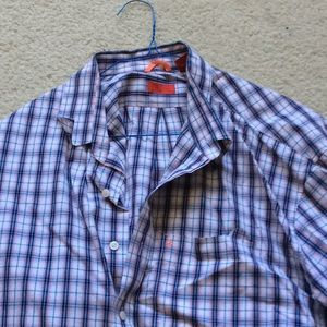 IZOD 2XL SS Button Down. Men's shirt
